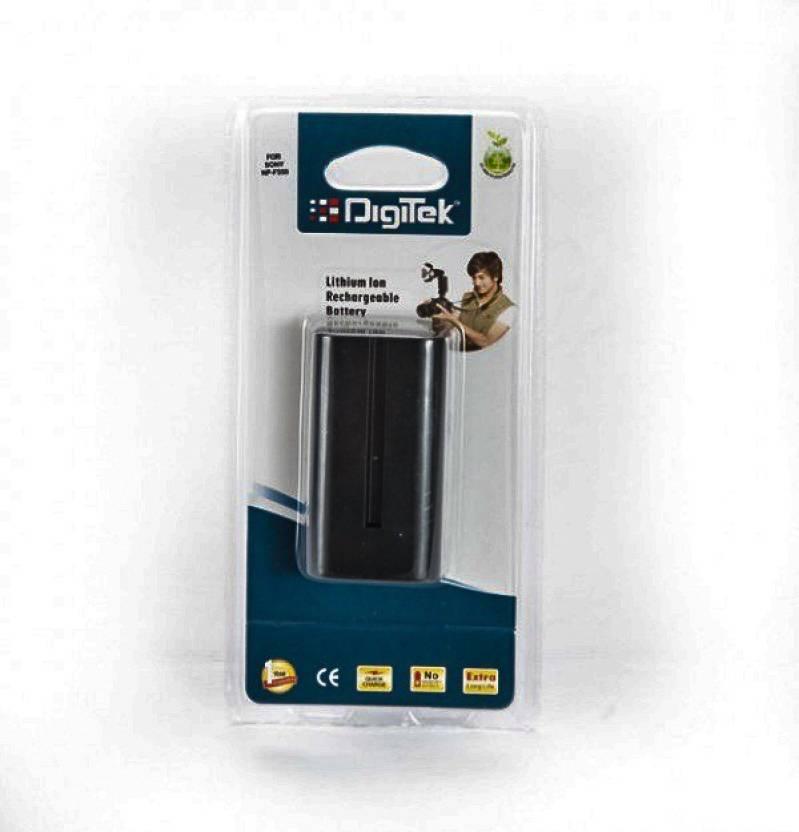 Digitek Sony NP-F550 Rechargeable Li-ion Battery - Digitek