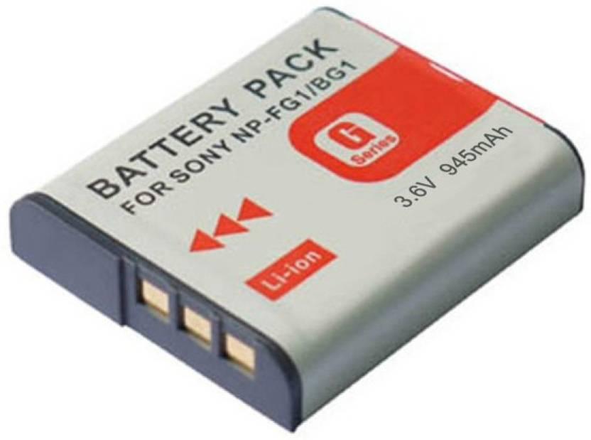 Digitek Sony NP BG1 Rechargeable Li ion Battery