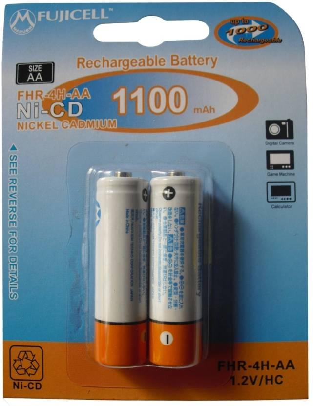 Fujicell Ni-CD AA 1100mAh (2 Pcs)