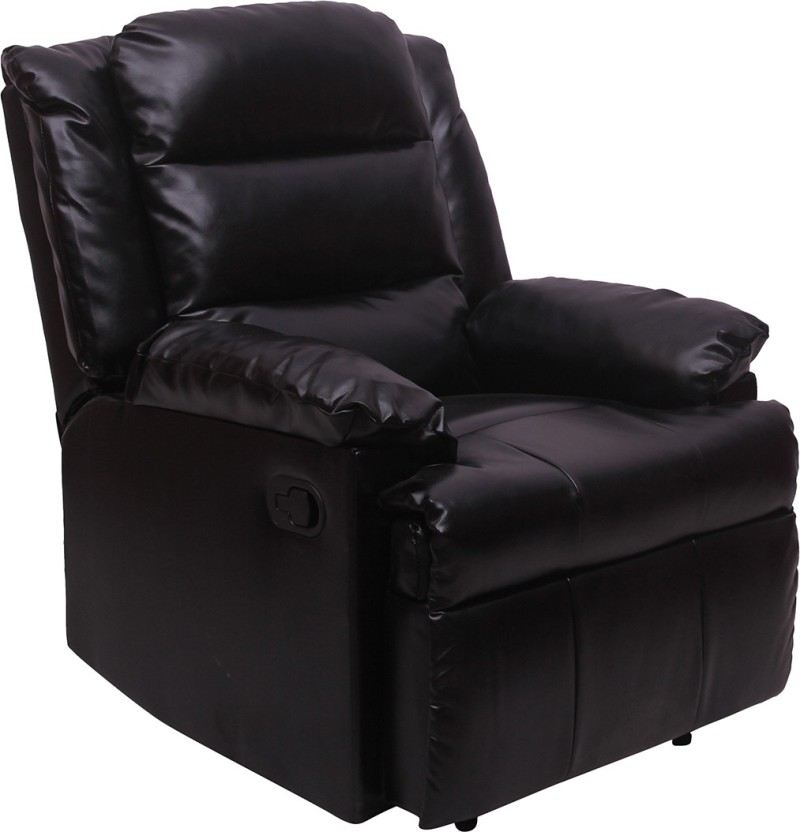Woodstock India Leatherette Manual Recliners