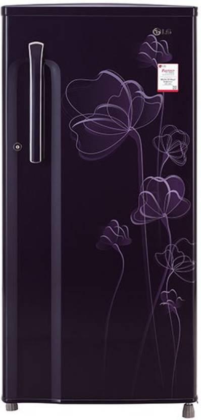 4fd2c83c6 LG 188 L Direct Cool Single Door RefrigeratorGL B191KPHU