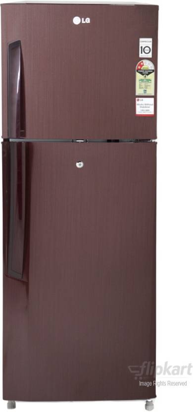 Lg 240 L Frost Free Double Door Refrigerator Online At