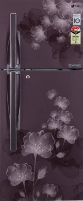LG 284 L Frost Free Double Door Refrigerator