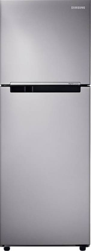57fc96dec3a Samsung 253 L Frost Free Double Door 4 Star Refrigerator Online at ...
