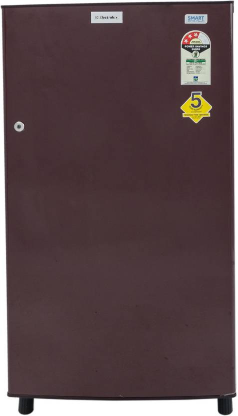 Single Door Refrigerators Starting Rs.8,990 + Up to Rs.2,000 Off on exchange By Flipkart | Electrolux 150 L Direct Cool Single Door Refrigerator  (EB163P/EJ163PT, Maroon VCM) @ Rs.57,989
