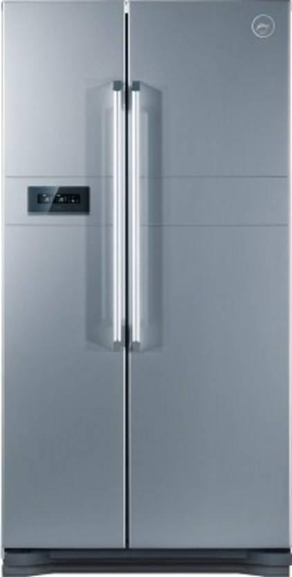 d733bcf2ebf6 Godrej 603 L Frost Free Side by Side Refrigerator Online at Best ...