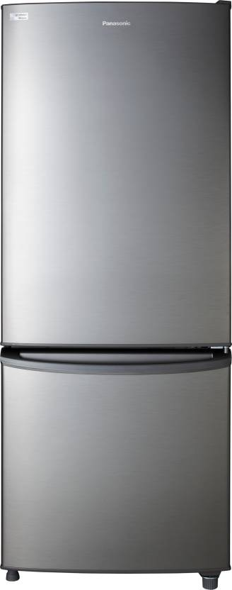 Panasonic 296 L Frost Free Double Door Refrigerator   NR BR307XSX1, Stainless Steel  available at Flipkart for Rs.35489