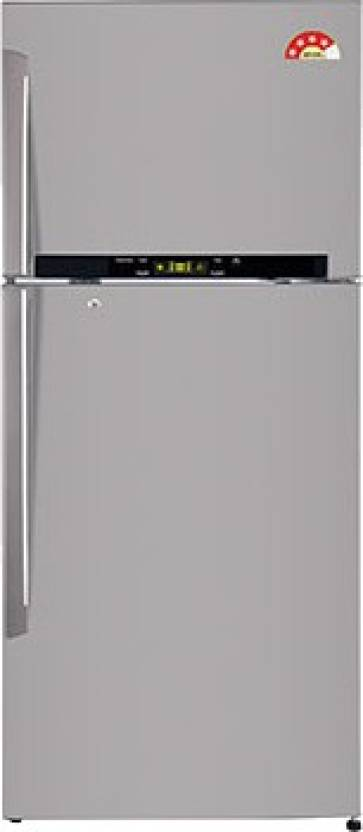 LG 470 L Frost Free Double Door 4 Star Refrigerator