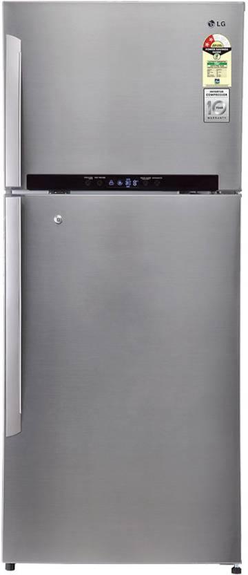 LG 546 L Frost Free Double Door Refrigerator