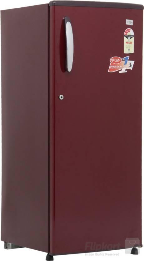 GEM 230 L Direct Cool Single Door Refrigerator