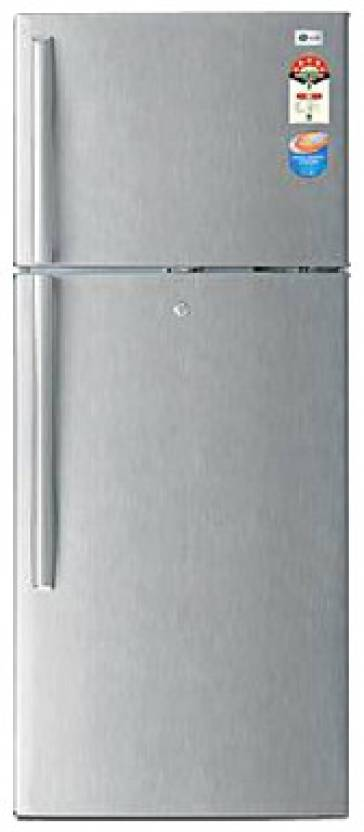 LG GL-368YSQ4 Double Door - Top Freezer 350 Litres Refrigerator