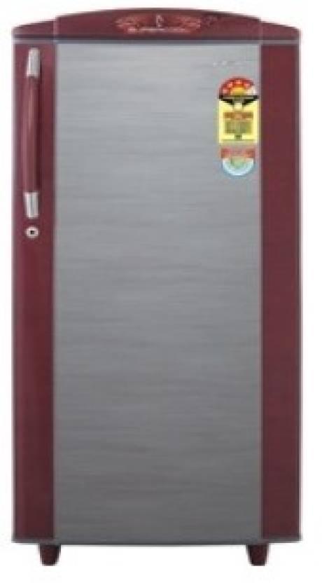 Kelvinator Kfl195wt Rdb Single Door 180 Litres Refrigerator