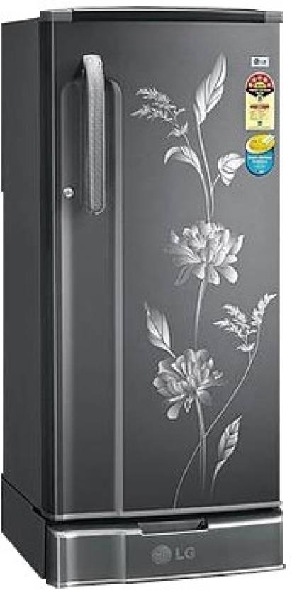 LG GL-205XFDG5 Single Door 190 Litres Refrigerator