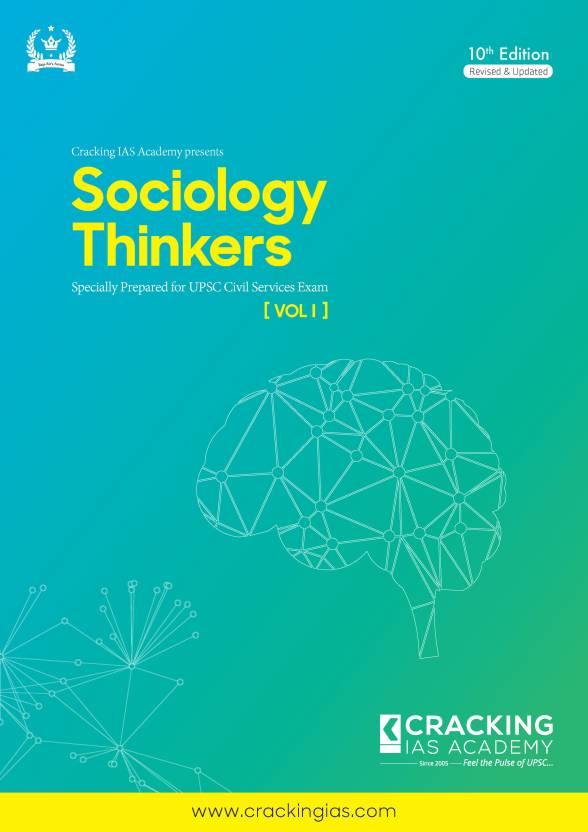 Sociology (Thinkers, Indian Society, Fundamentals) 3 Volumes