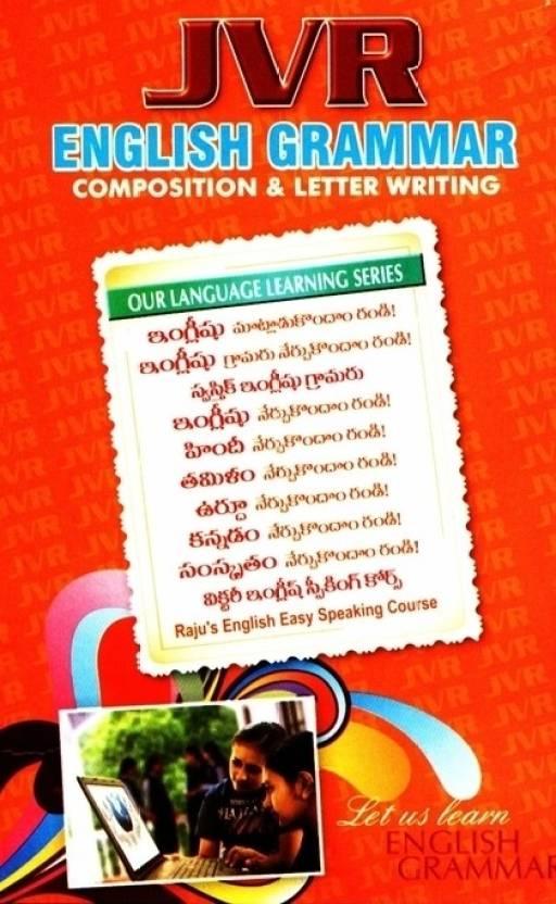 english grammar letter writing