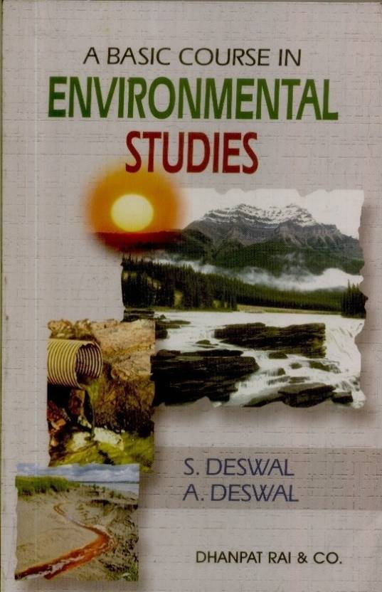 pdf of deshwal and deshwal book of environment science