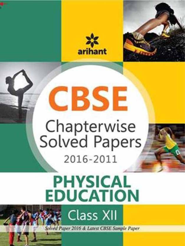 Cbse chapter wise solved papers physical education class xii price cbse chapter wise solved papers physical education class xii malvernweather Image collections