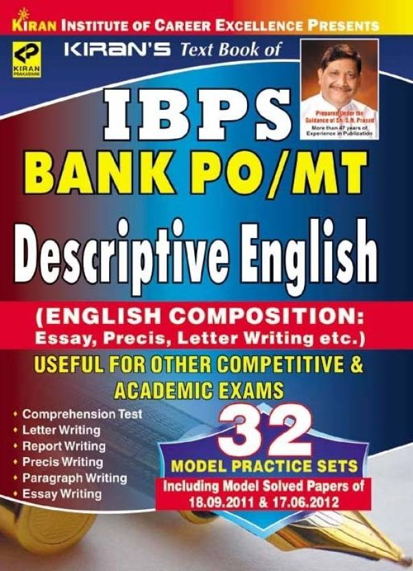 IBPS Bank PO/MT Descriptive English