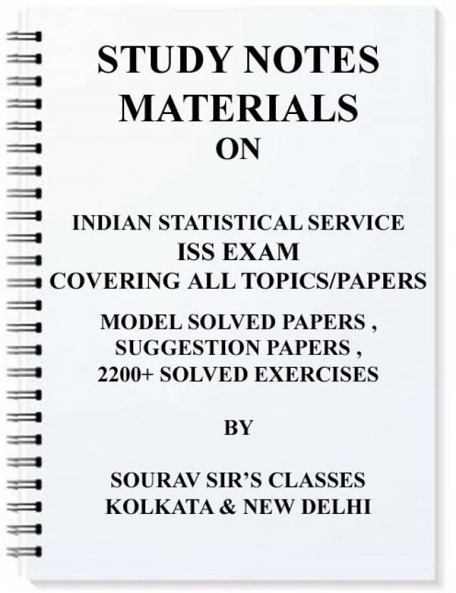 statistical study topics