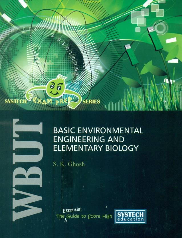 WBUT: Basic Environmental Engineering And Elementary Biology