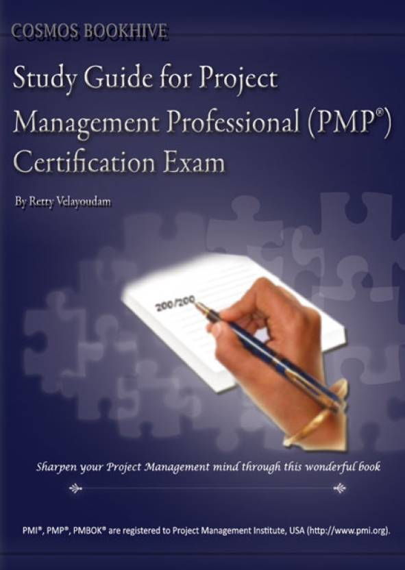 Study Guide For Project Management Professional Pmp Certification