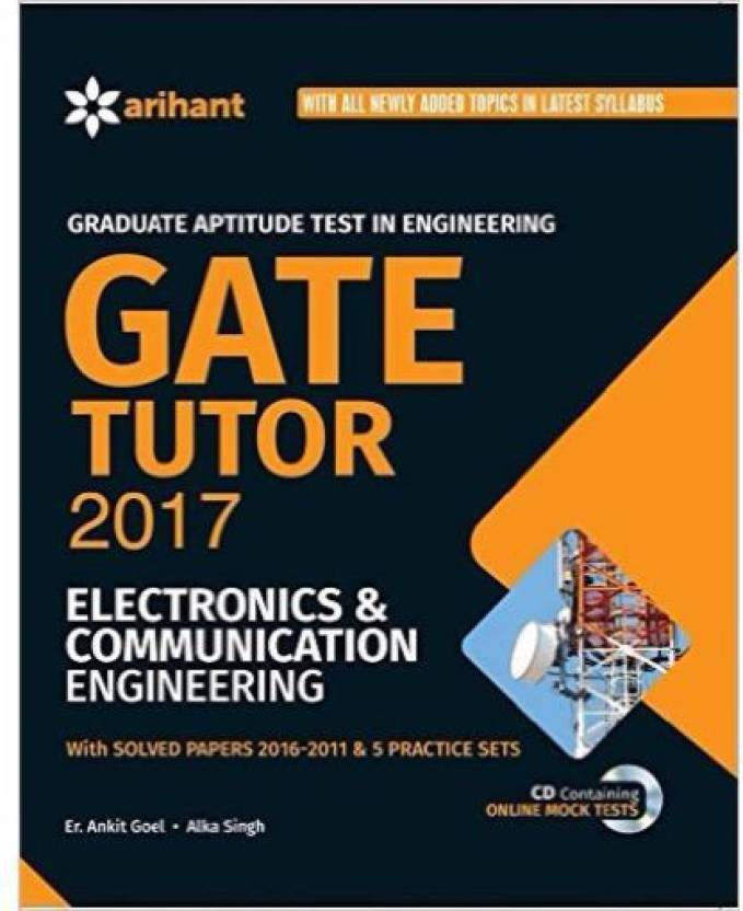 GATE Tutor 2017 Electronics & Communication Engineering [Paperback] English 7th Edition