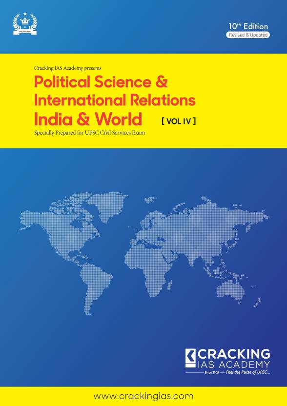 Political Science & International Relations 4 Volumes: Buy