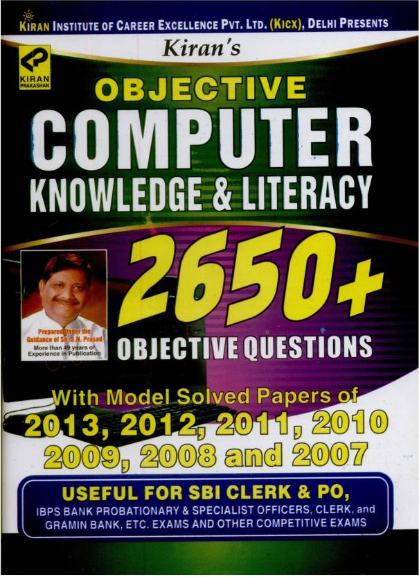 Objective Computer Knowledge & Literacy