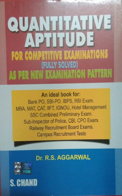 Rs Agarwal Full Book