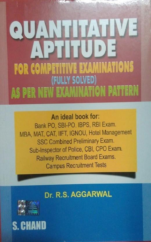 Rs Agarwal Full Book