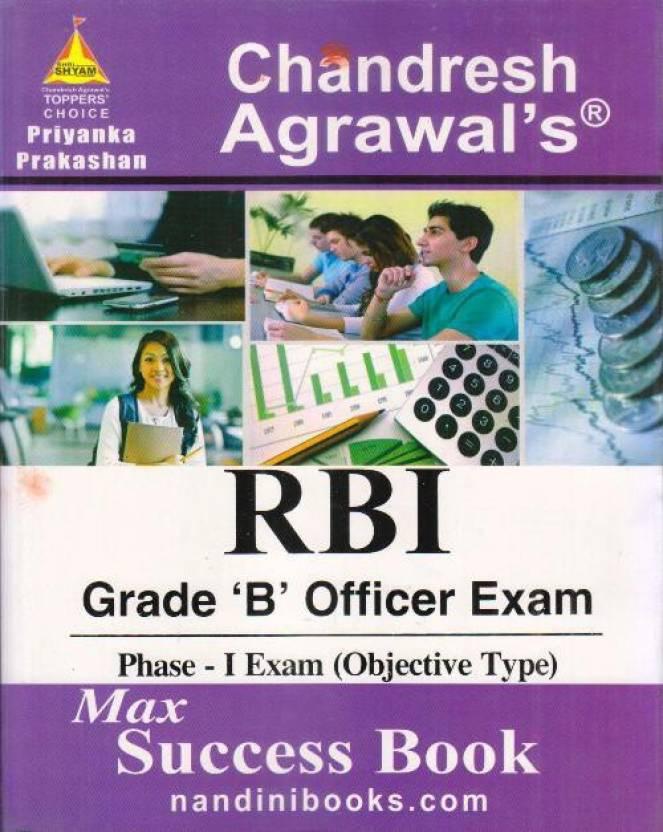 Rbi Grade B Officer Exam Phase I