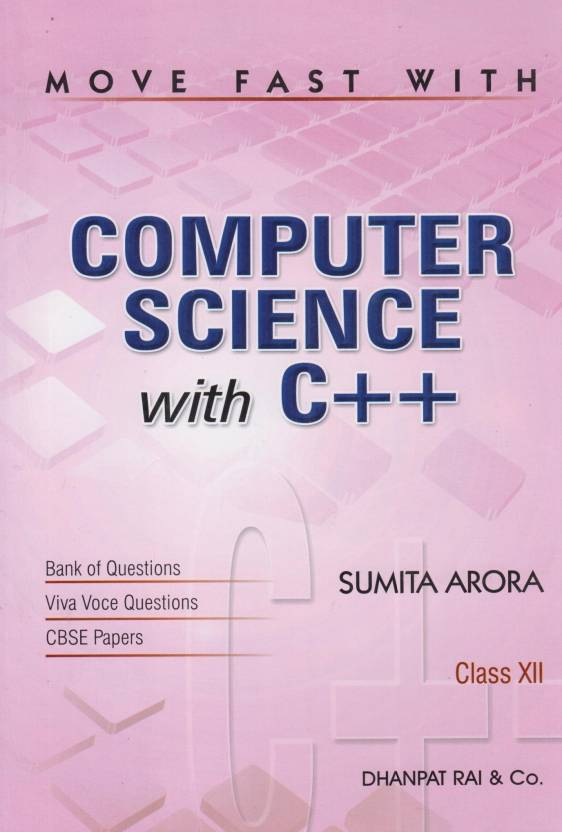 cbse move fast with computer science with c class 12 buy