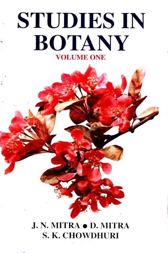 STUDIES IN BOTANY (Vol-I): Buy STUDIES IN BOTANY (Vol-I) by