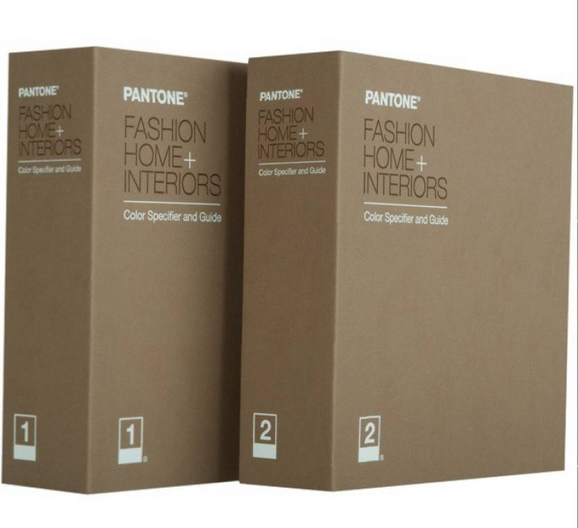 Pantone FashionHomeInteriors Color Specifier BooksNew Tpg 48 Set New Fashion Home Interiors