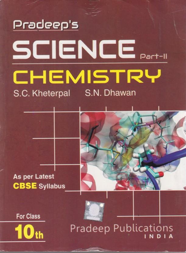 Pradeeps New Course Chemistry Class 11 Pdf