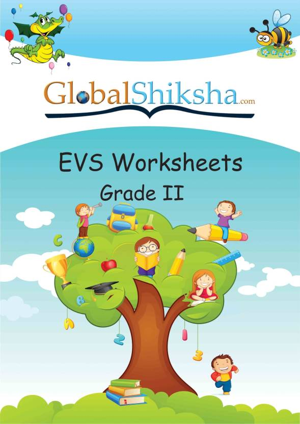 worksheets for class 2 environmental science evs price in india buy worksheets for class 2. Black Bedroom Furniture Sets. Home Design Ideas