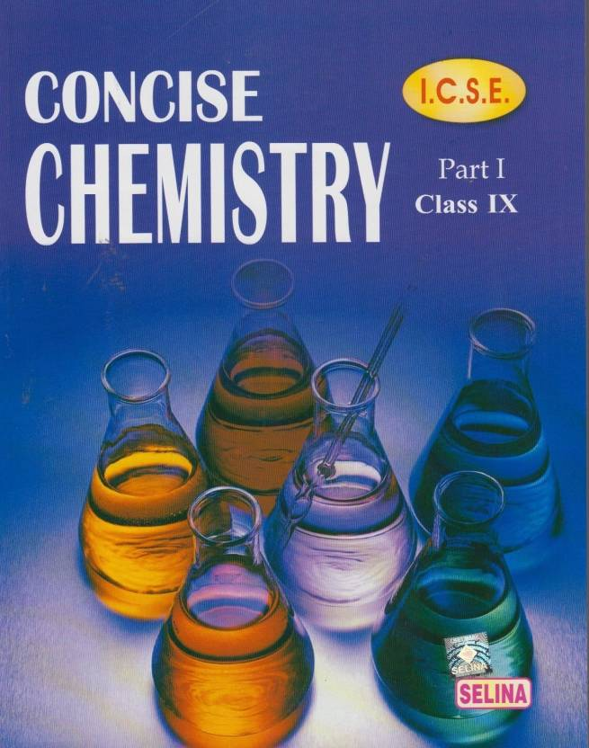 concise chemistry i c s e part i for class ix buy concise