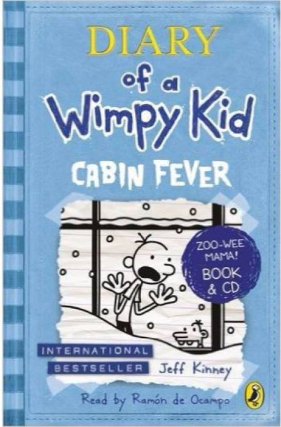 book report diary of a wimpy kid cabin fever