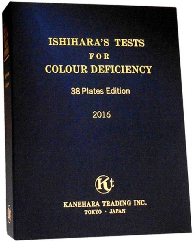 Ishihara Colort Test Chart Buy Ishihara Colort Test Chart By