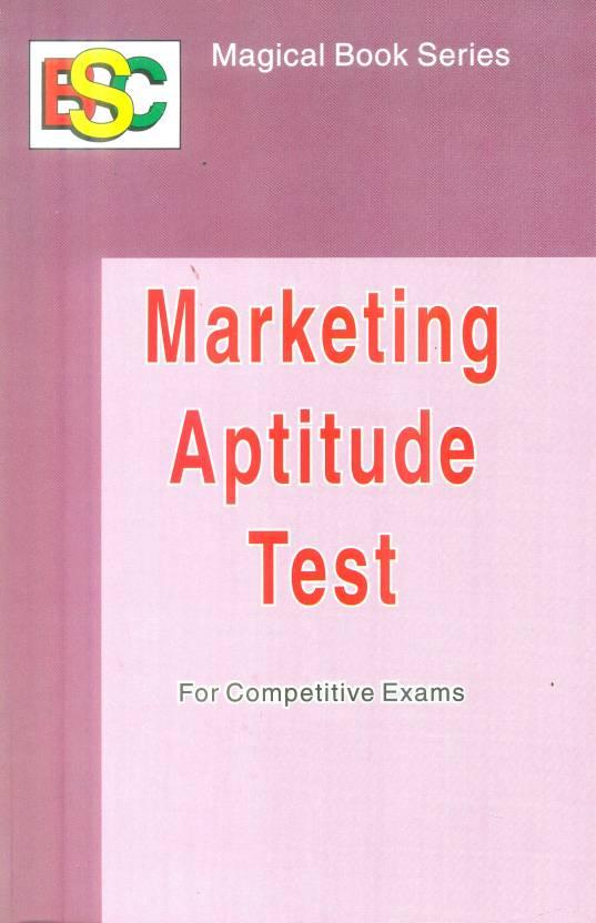 Marketing Aptitude Test for Competitive Exams