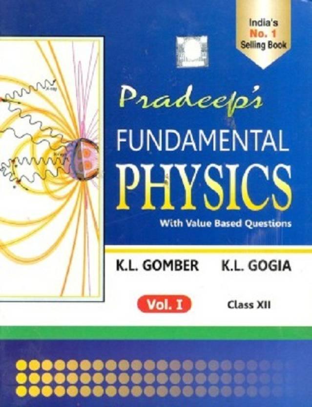 Pradeeps fundamental physics class xii set of 2 vols price in pradeeps fundamental physics class xii set of 2 vols on offer fandeluxe Gallery