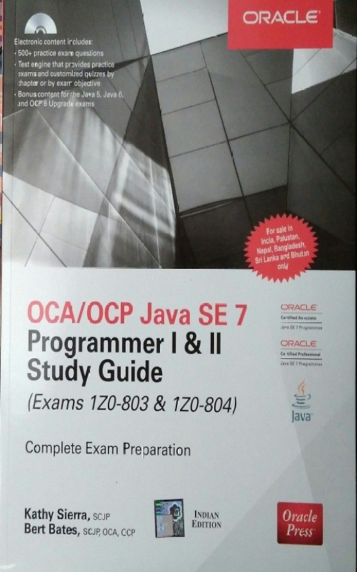 Scjp Kathy Sierra Java 7 Book Pdf