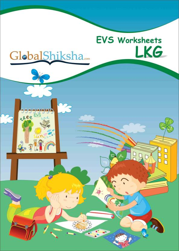 Worksheets For LKG - Environmental Science (EVS) Price in India ...