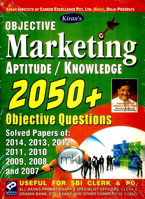 Marketing aptitude and knowledge by kiran prakashan