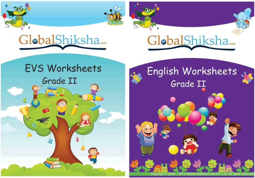 Worksheets For Class 2 Evs English Buy Worksheets For Class 2