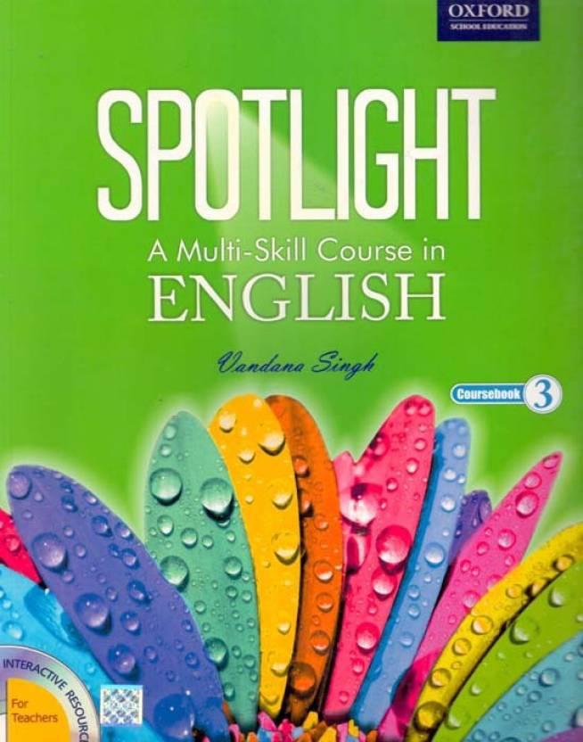 Spotlight A Multi-Skill Course In English Course Book Class