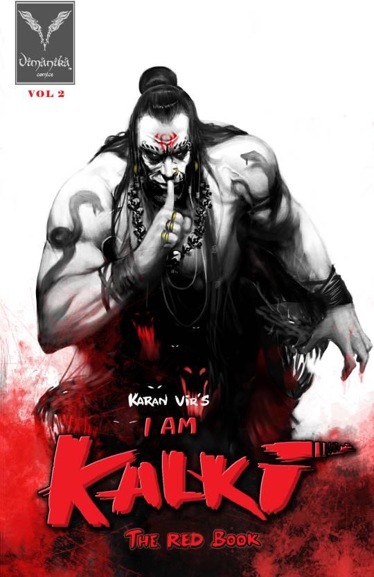 I am Kalki: The Red Book (volume - 2)