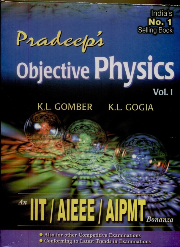 Aieee Physics Book