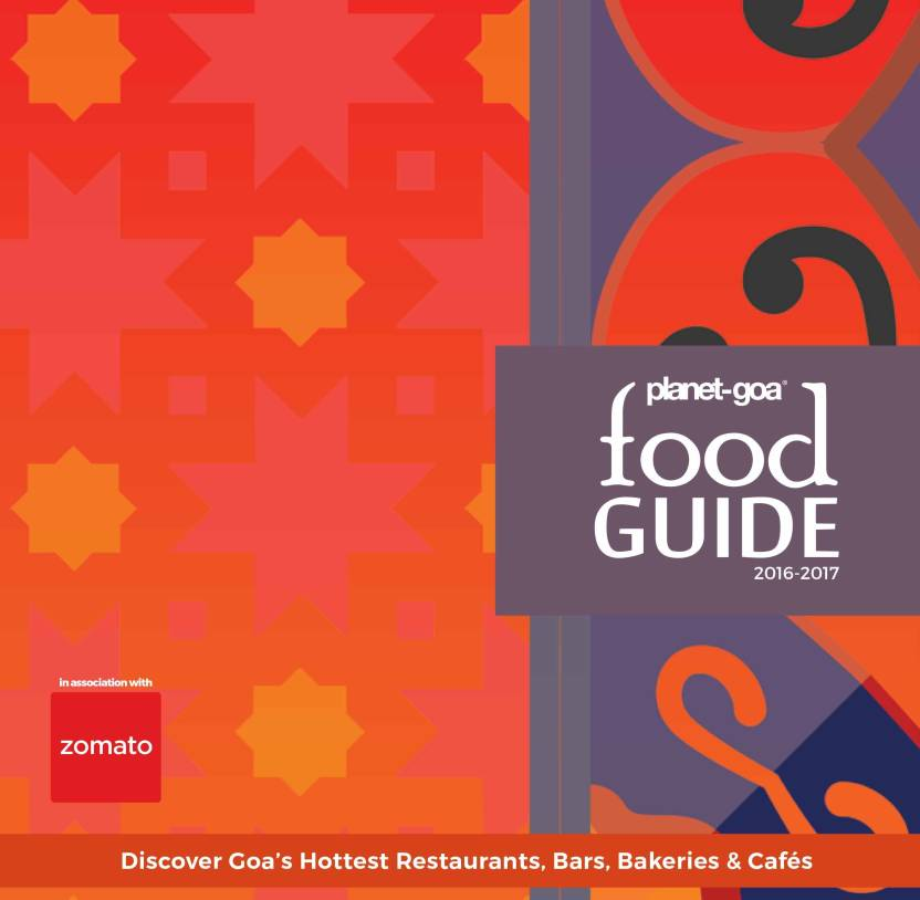 Planet Goa Food Guide 2016-17