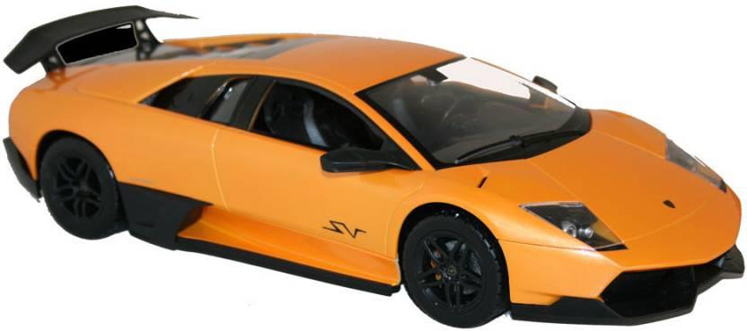 Adraxx 1/14 Scale Remote Control Toy Car Model Lamborghini